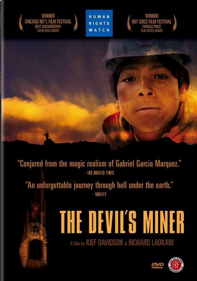 DEVIL'S MINER BY VARGAS,BASILLIO (DVD)
