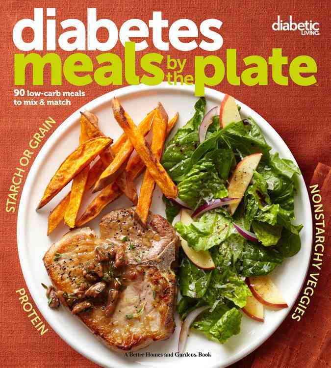 Diabetic Living Diabetes Meals by the Plate By Diabetic Living (COR)