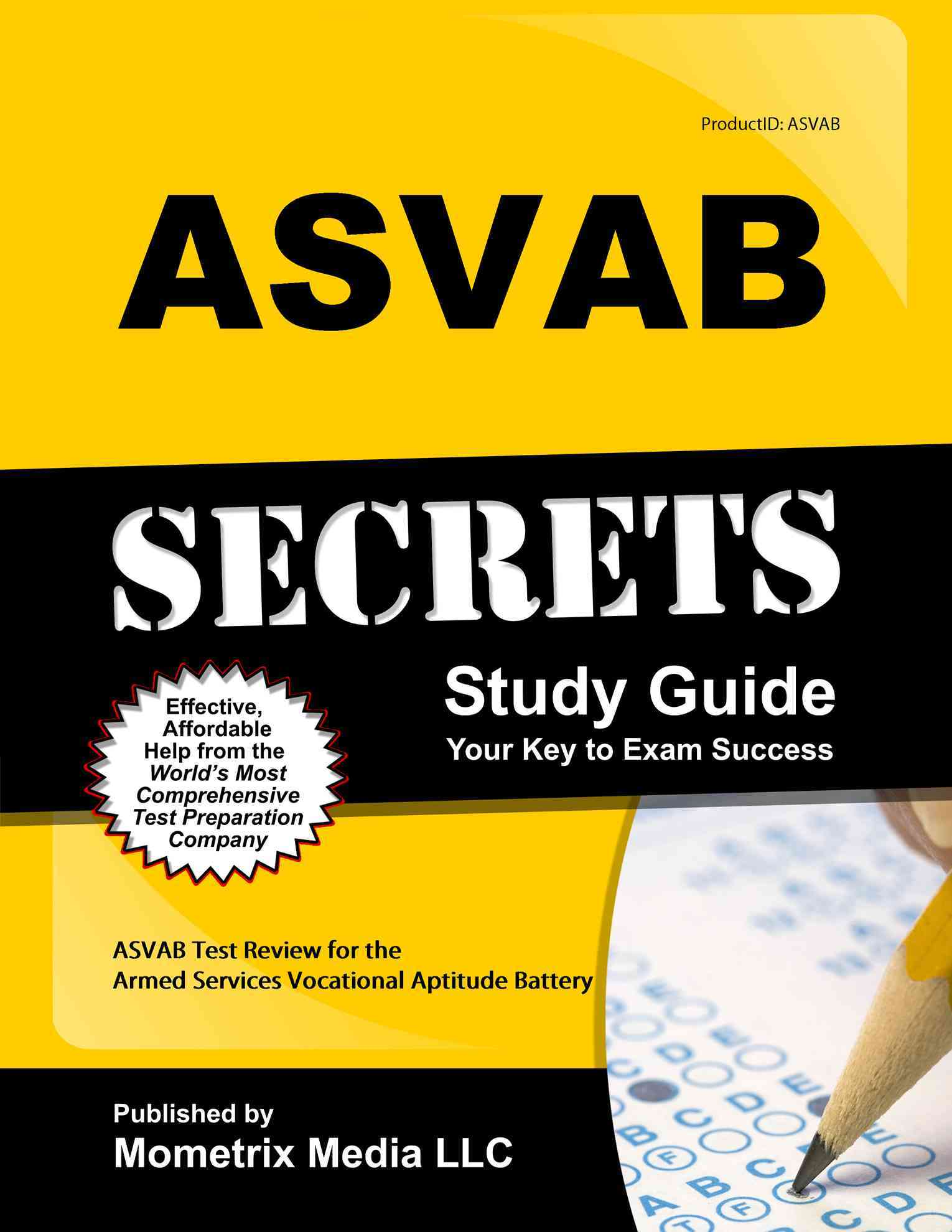 ASVAB Secrets Study Guide By Asvab Exam Secrets (EDT)